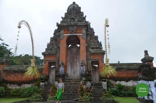 taman ayun - Sur de Bali