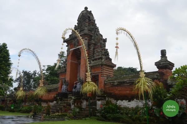 taman ayun bali  - Sur de Bali