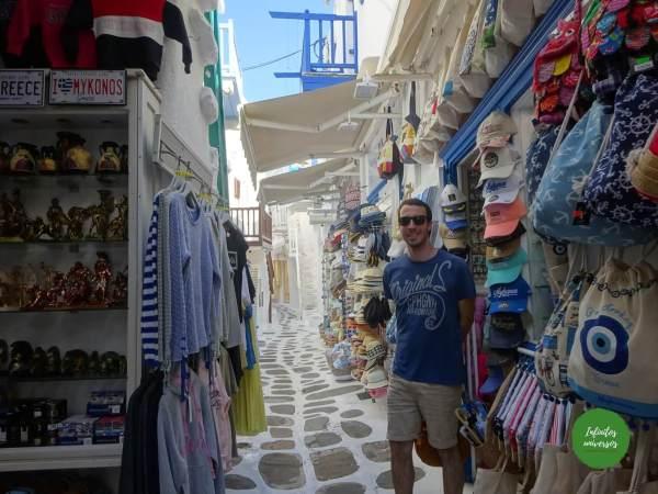 Callejeando por Mykonos en 2 días
