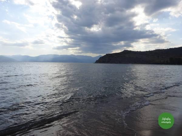 Playa de Karathona grecia