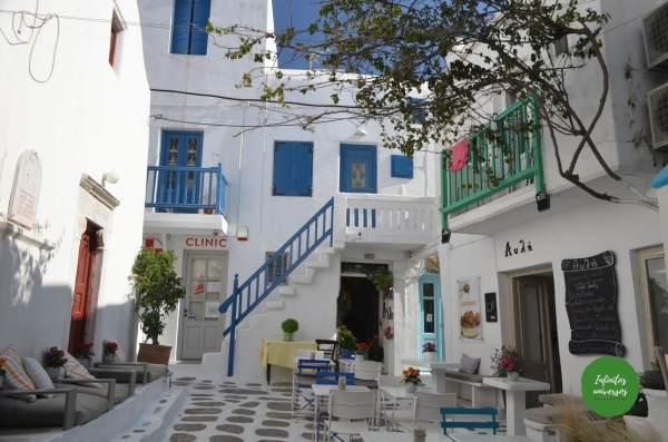 Callejeando por Mykonos que ver en Mykonos grecia