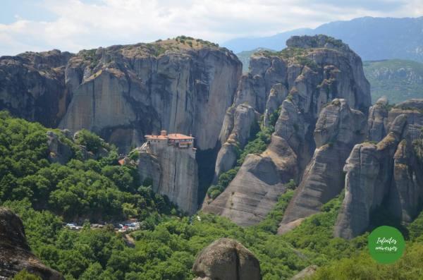 Monasterios de Meteora - Grecia  - Grecia en 10 días - Grecia Clásica en 5 días