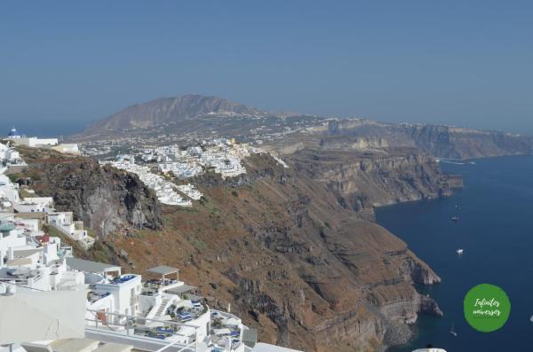 Qué ver en Santorini grecia