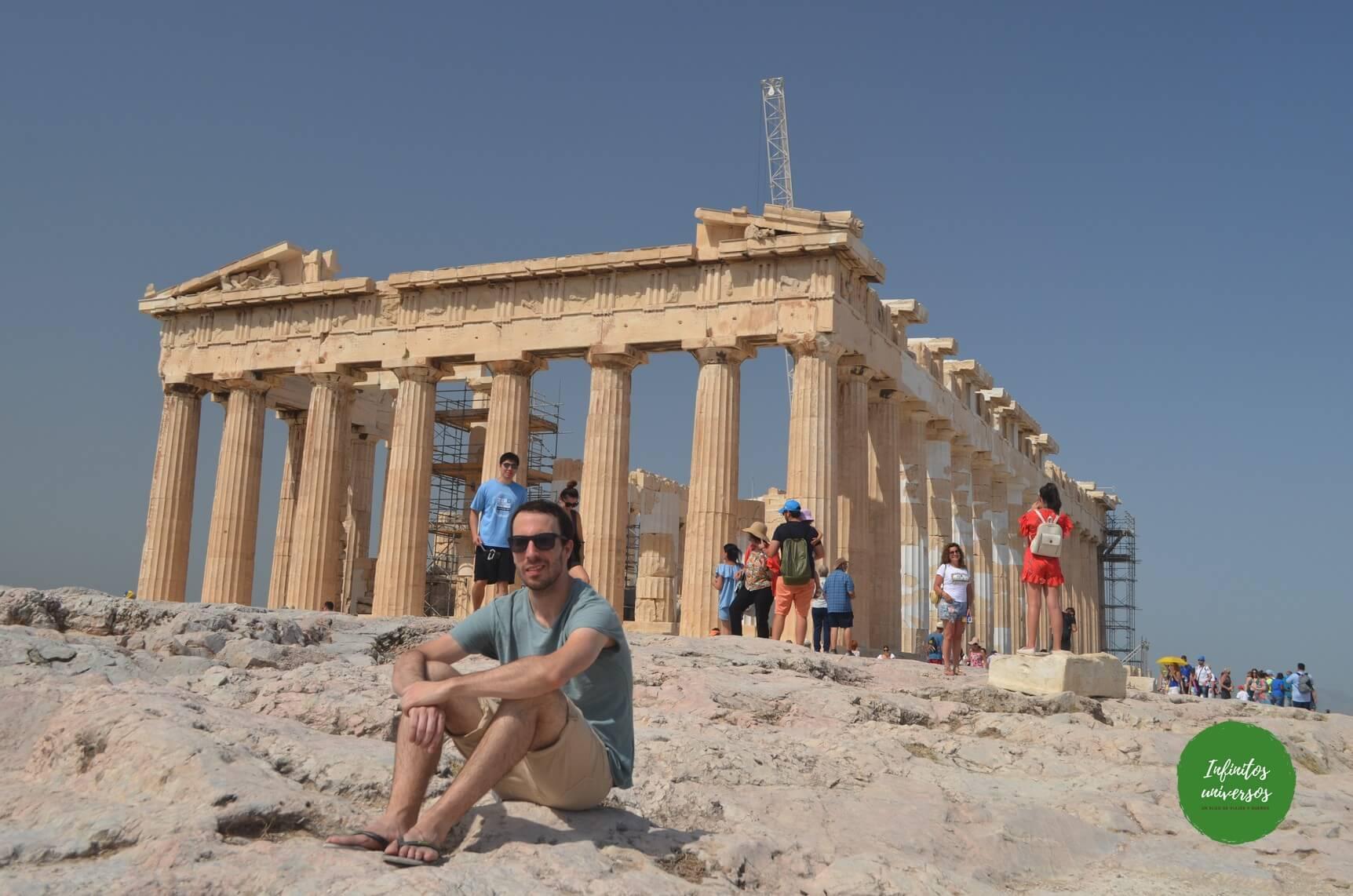 Qué ver en Atenas - Europa en verano