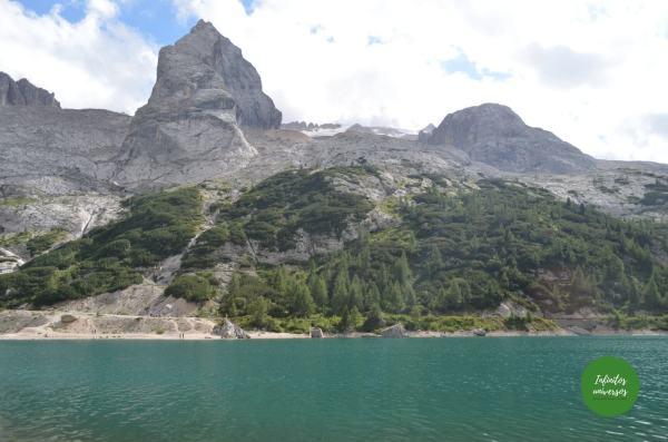 Marmolada dolomitas Que ver cerca de Cortina d'Ampezzo