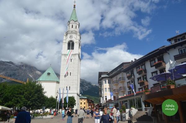 Cortina d'Ampezzo- Que ver en los Dolomitas