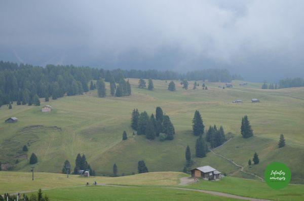 Alpe di Siusi - Ruta por los Dolomitas en 10 días
