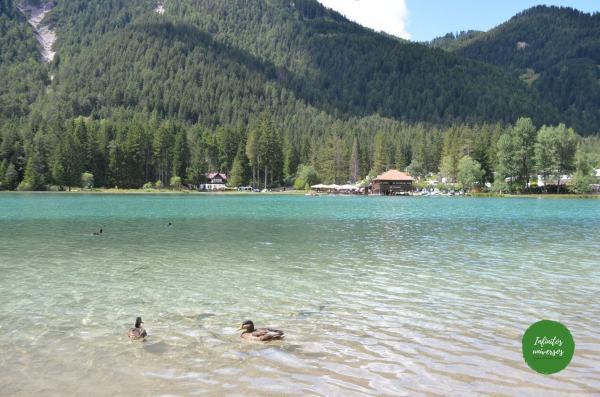 Lago de dobbiaco
