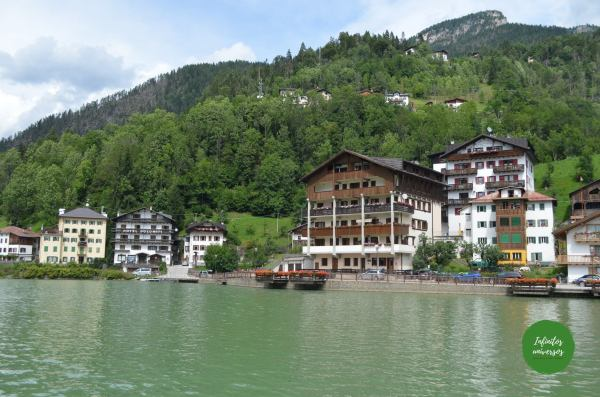 Alleghe Que ver cerca de Cortina d'Ampezzo