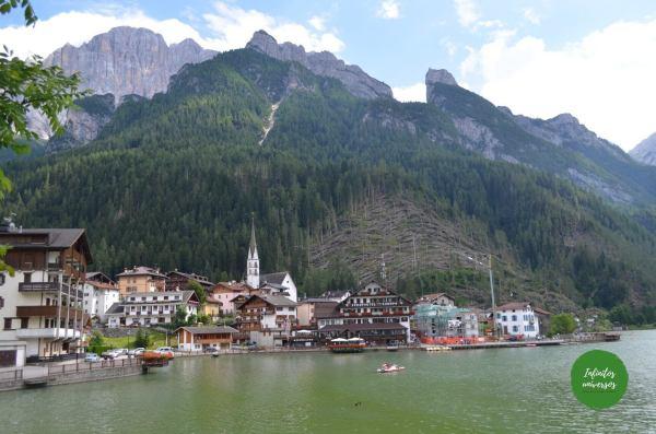 Alleghe - Que ver en los Dolomitas