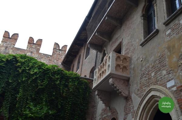 Casa de Julieta - Que ver en Verona