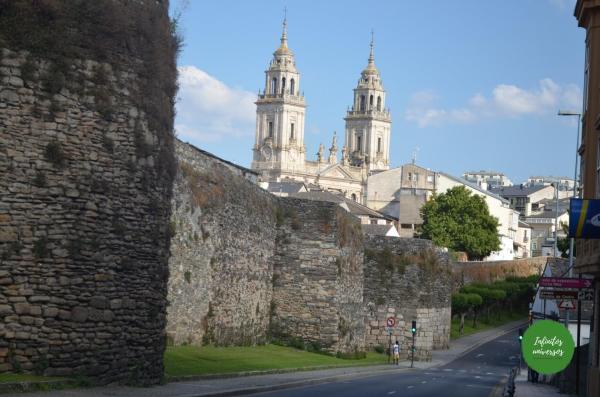 Muralla de Lugo - Que ver en Lugo en un día