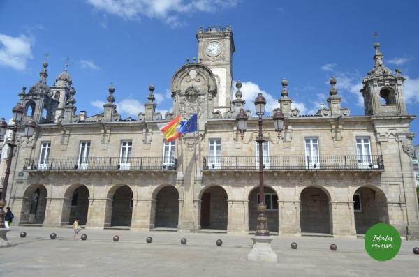 Ayuntamiento de Lugo - Que ver en Lugo