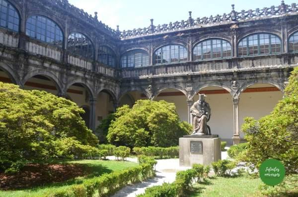 Colegio de Fonseca- Que ver en Santiago de Compostela