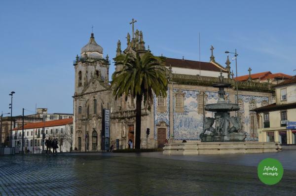 Plaza de Gomes Teixeira
