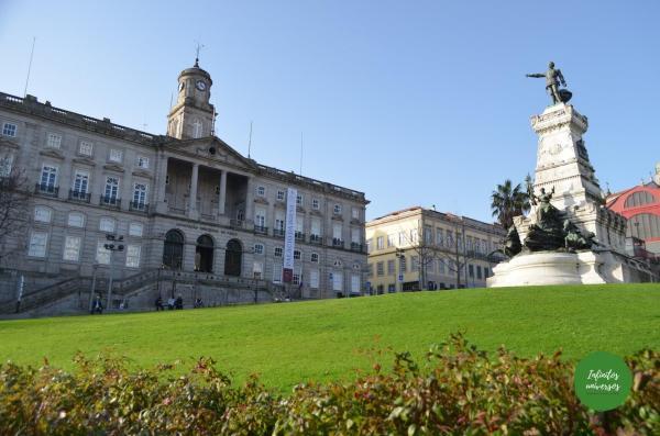 Palacio de la Bolsa - Que ver en Oporto