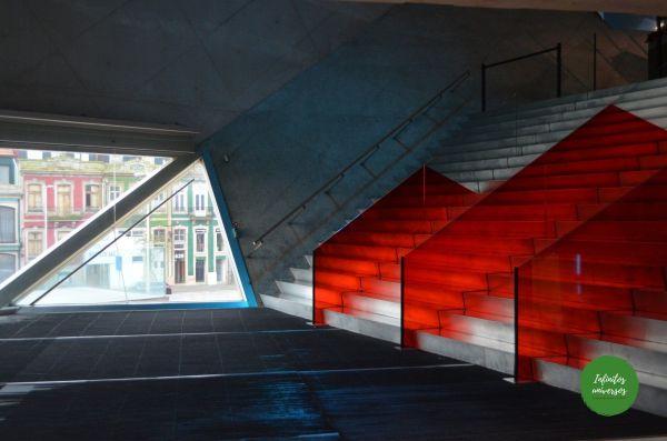 Casa de la Música de Oporto - Que hacer en Oporto