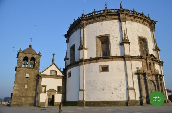 Monasterio da Serra do Pilar - Que hacer en Oporto