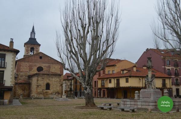 Plaza del Grano - Que ver en León