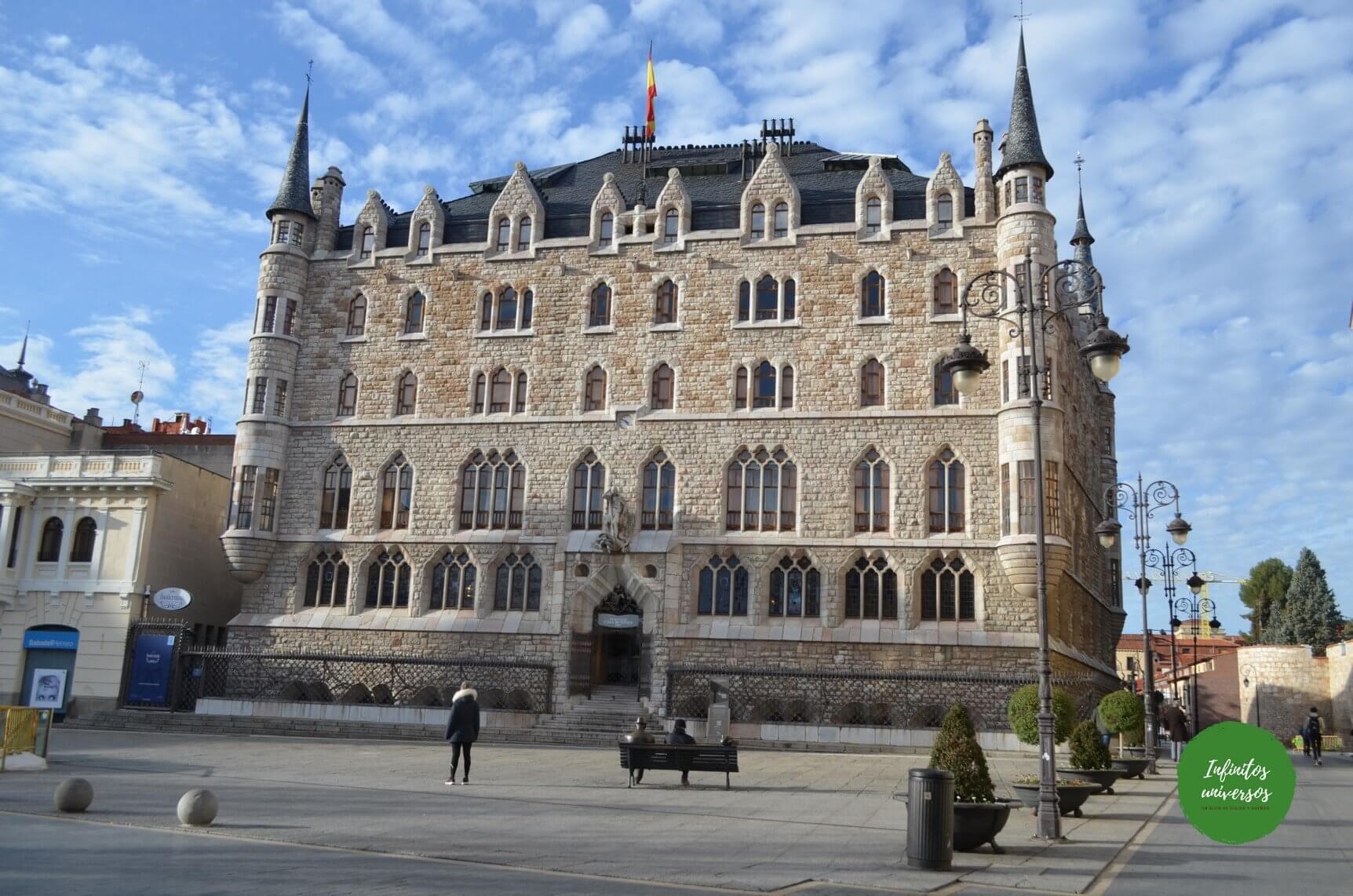 Casa Botines - Que ver en León