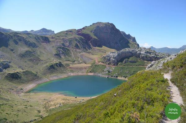 Lago de la Cueva - Parque Natural de Somiedo