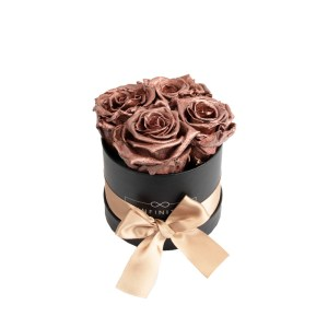 Produktbild Infinity Small Rose Gold schwarze Box