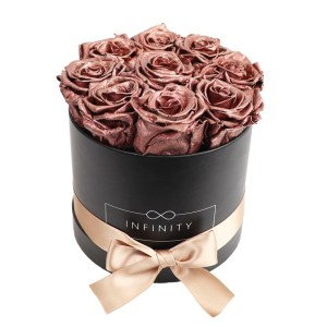 Produktbild Infinity Medium Royal Rose Gold schwarz