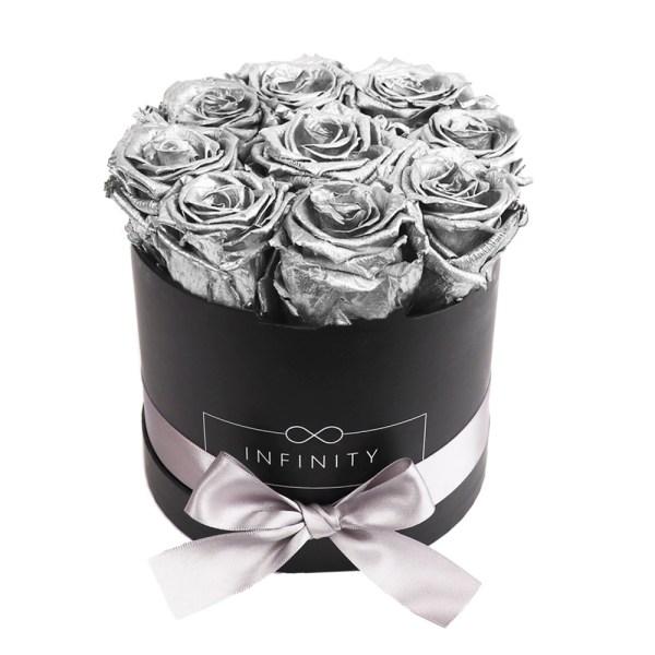 Produktbild Infinity Medium Royal Silver schwarz