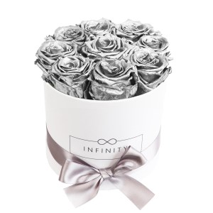 Produktbild Infinity Medium Royal Silber weiß