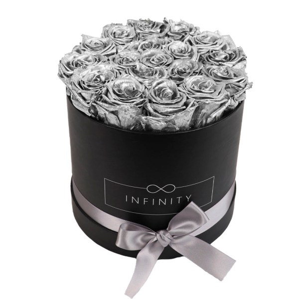 Produktbild Infinity Large Royal Silver schwarz