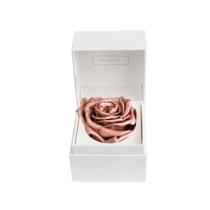 Produktbild Infinity Single Royal Rose Gold weiß