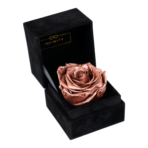 Single Velvet Rose Gold Produktbild