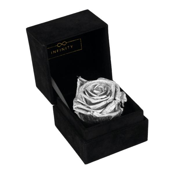 Single Velvet Silver Produktbild