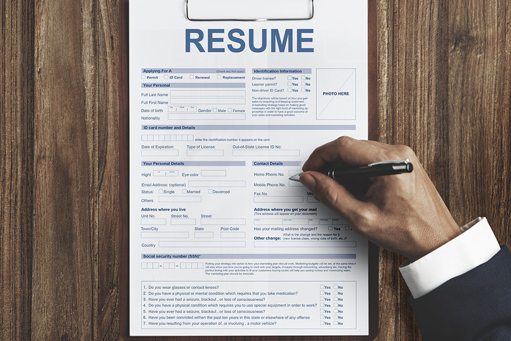 Which Resume Writing Format is Best   San Jose CA  Infinity Staffing Which Resume Writing Format is Best for You