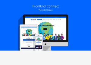 Frontend Connect website
