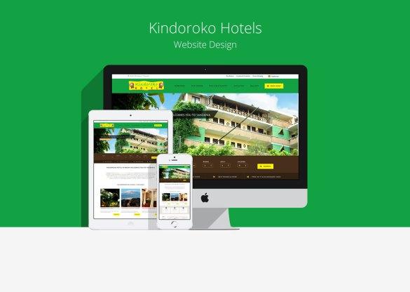 Kindoroko Hotels logo