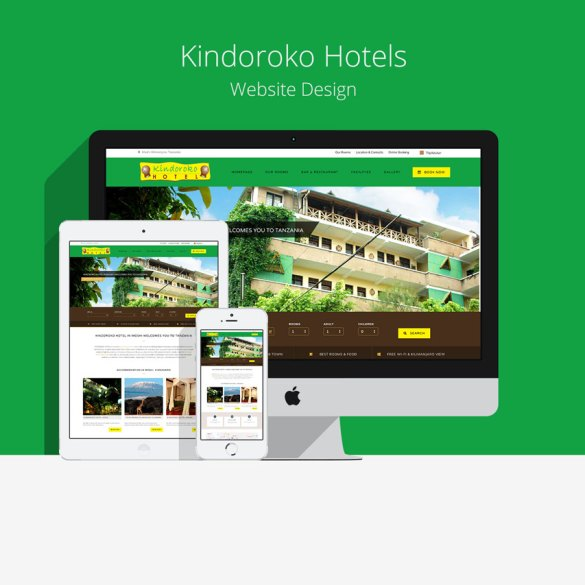 Kindoroko Hotels logo