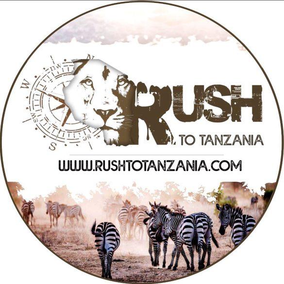 Rush to Tanzania wheel cover