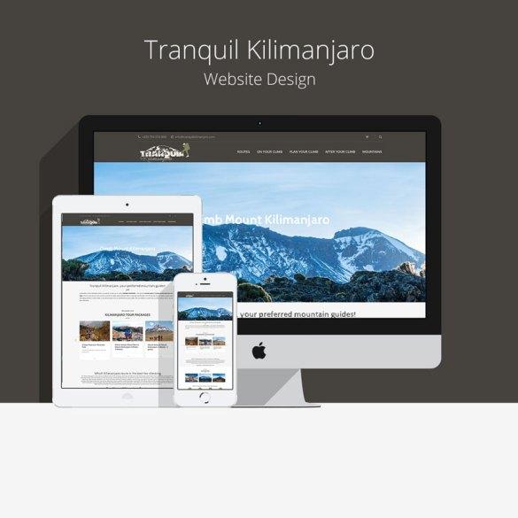 Tranquil Kilimanjaro