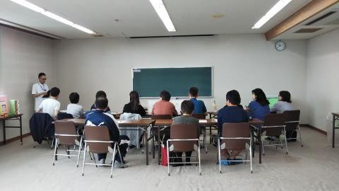 健康講座開催(静岡市)