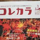 静岡市の地域情報誌コレカラ創刊号(2019年秋号)に当院の記事が掲載されました。