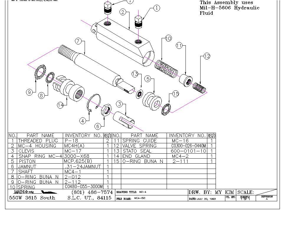 Canard Retractable Main Landing Gear