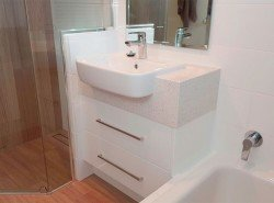 Image Showing Bathroom Renovation