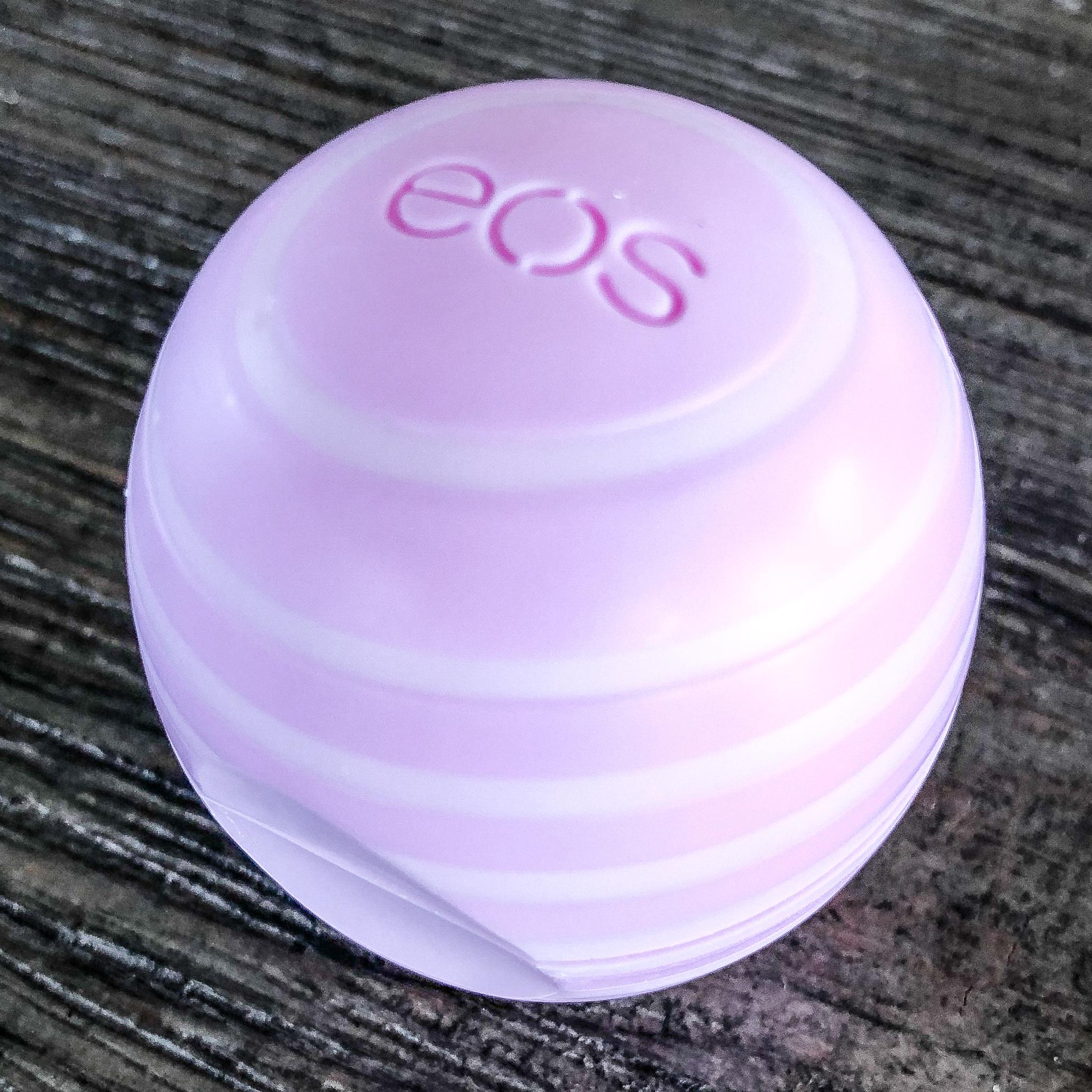 Pink Swirl EOS Lip Balm