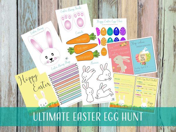 DIY Easter Egg Hunt