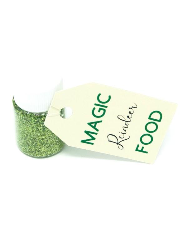 Magic Reindeer Food Green