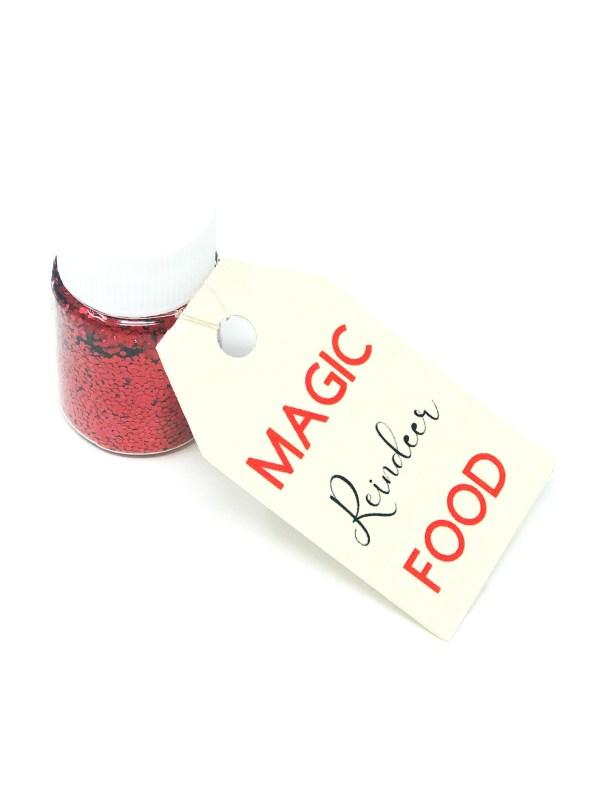 Magic Reindeer Food Red