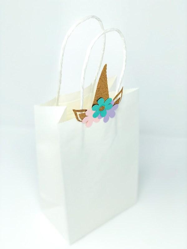 Unicorn Favor/Gift Bags