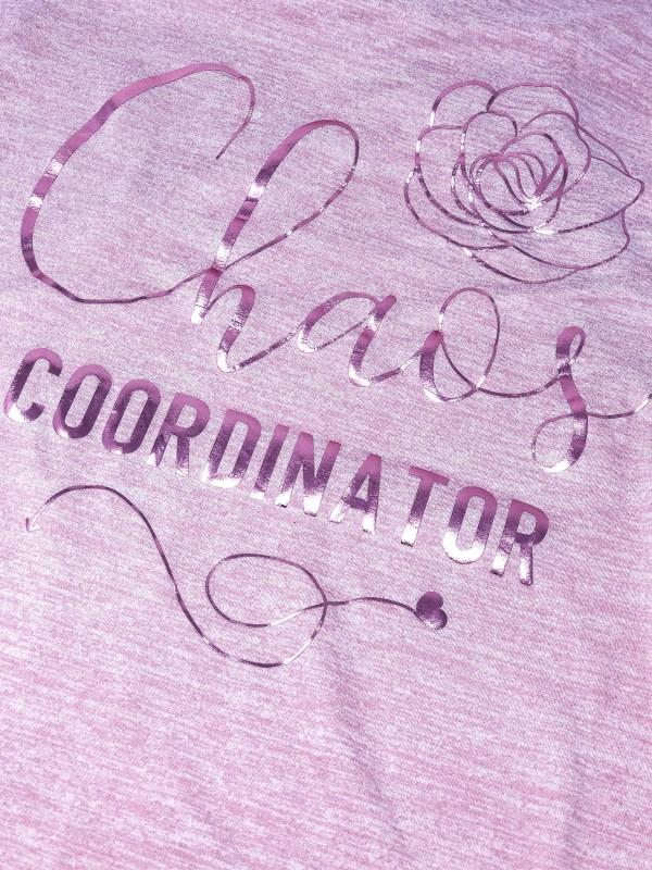 Chaos Coordinator T-Shirt Adult