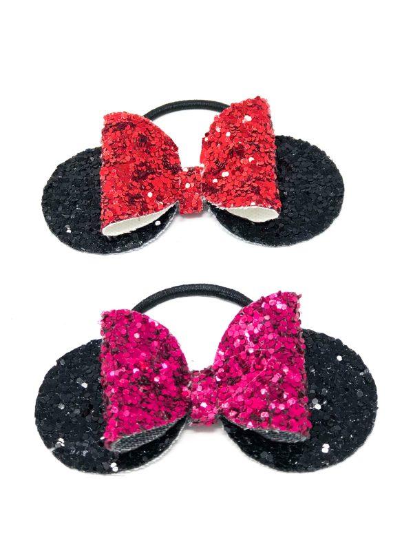 Minnie Bow Hair Clip
